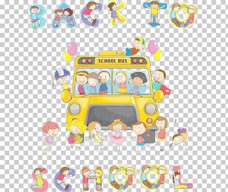 School Child , I love school life PNG clipart.
