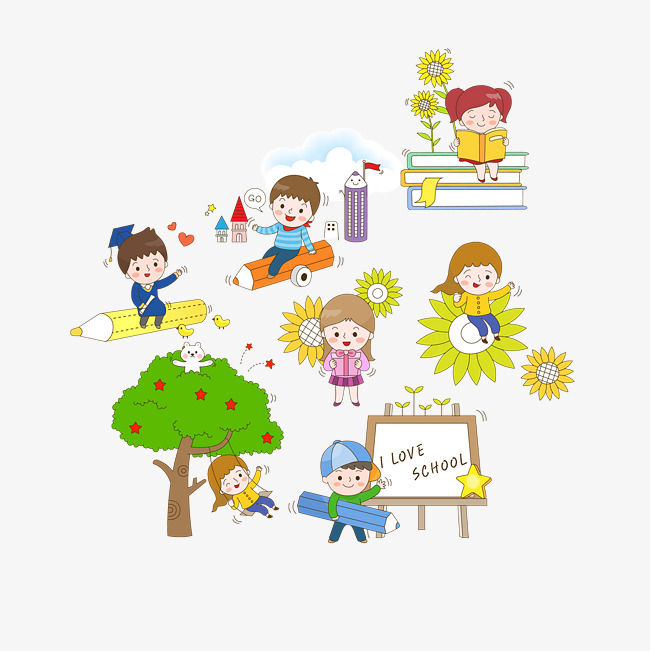 School life clipart 7 » Clipart Station.