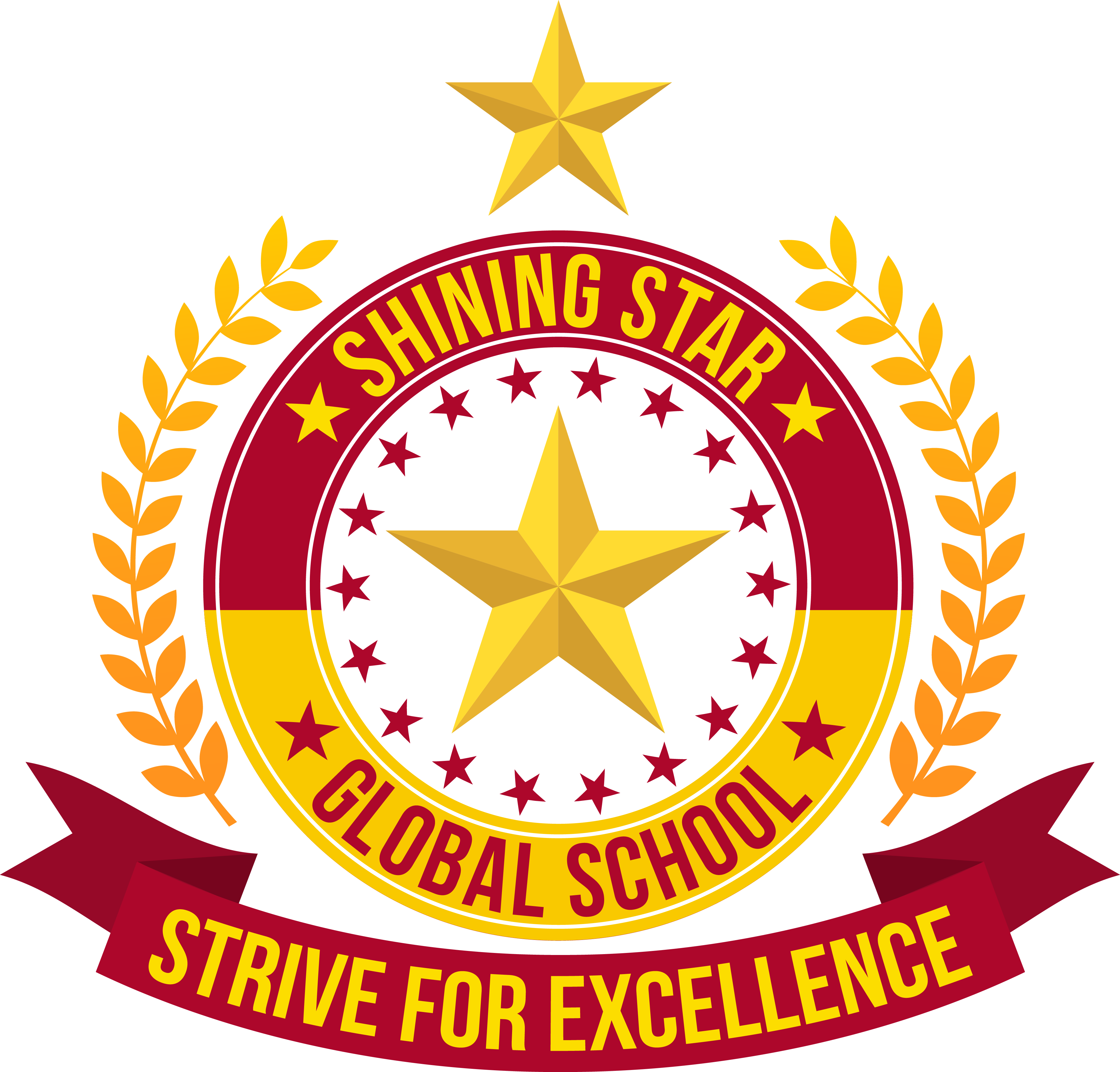 Pin Shining Star Badges On Pinterest.