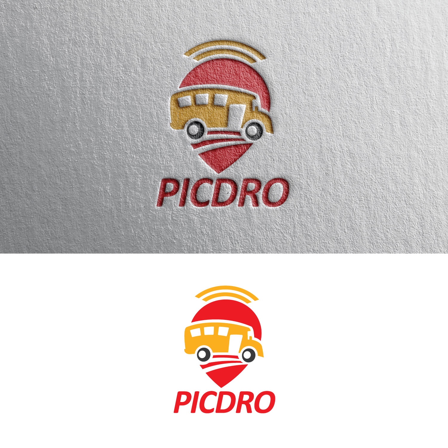 Elegant, Playful, School Logo Design for PICDRO by concepts.
