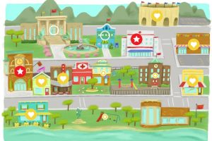 School map clipart 3 » Clipart Station.