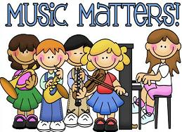 Free School Music Clipart.