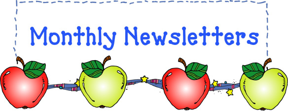 Monthly Newsletter.