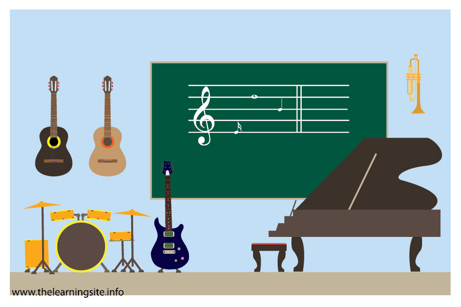 School of music clipart clipground for Schoolhouse music