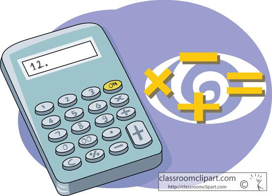 Math owl clipart.