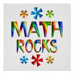 I Love Math.