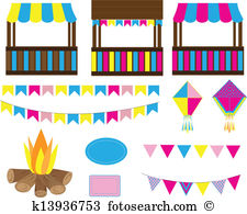 School party Clip Art Vector Graphics. 3,974 school party EPS.