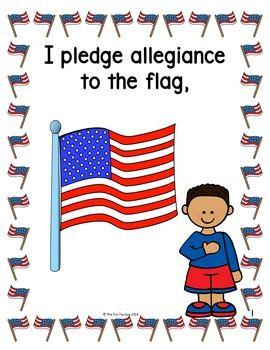 17 Best ideas about Pledge Of Allegiance Words on Pinterest.