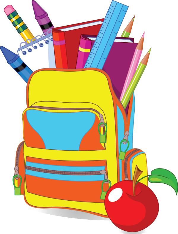 Back To School PNG Images Transparent Free Download.