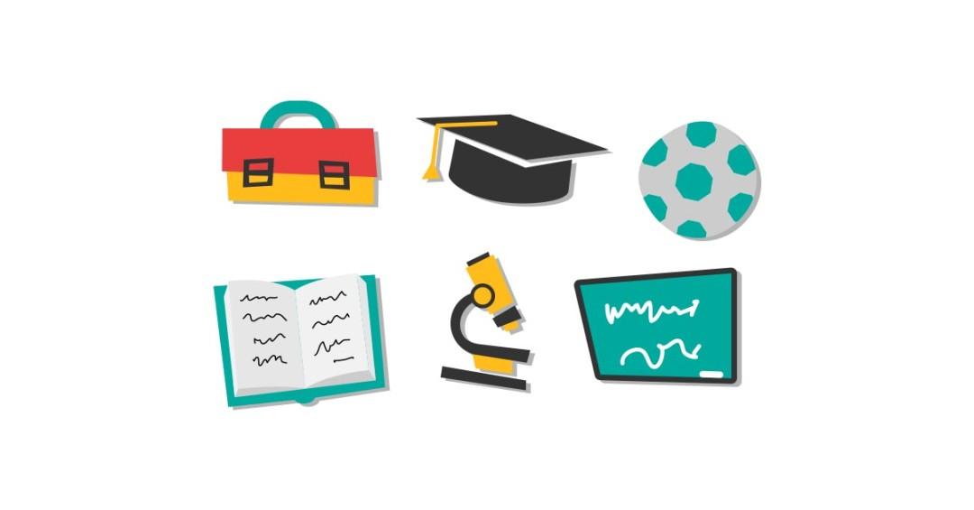 School Accessories.