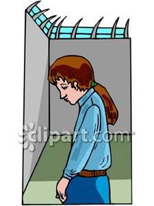 School Prison Clipart.