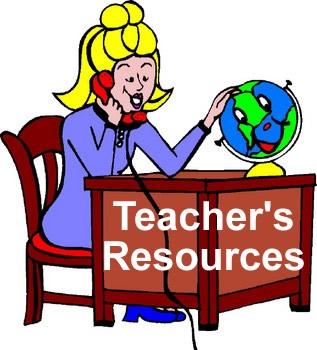 School Resources Cliparts.