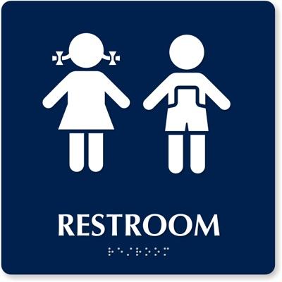17 Best images about Restroom pictogram on Pinterest.