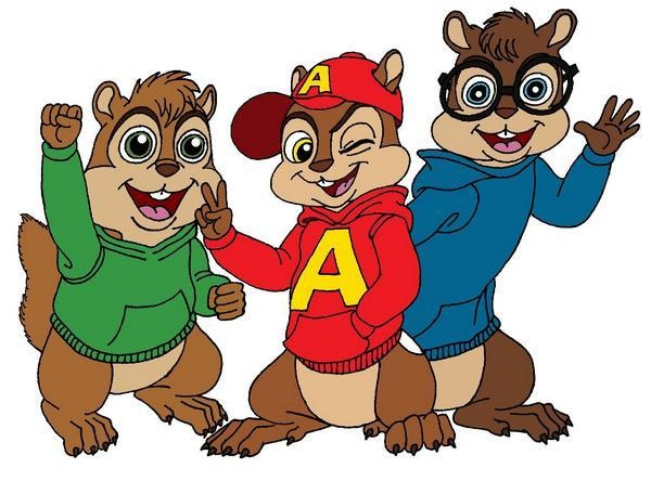 17 Best images about Alvin and the Chipmunks on Pinterest.