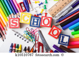 School stationery Illustrations and Clipart. 3,036 school.