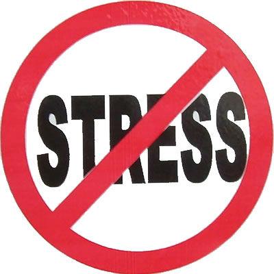 Grad School Stress Clipart.