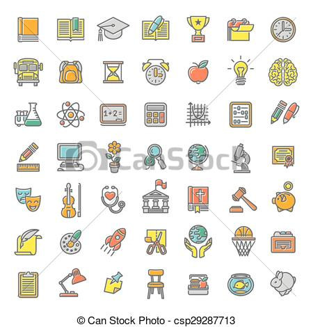 School subjects Vector Clipart Royalty Free. 3,659 School subjects.