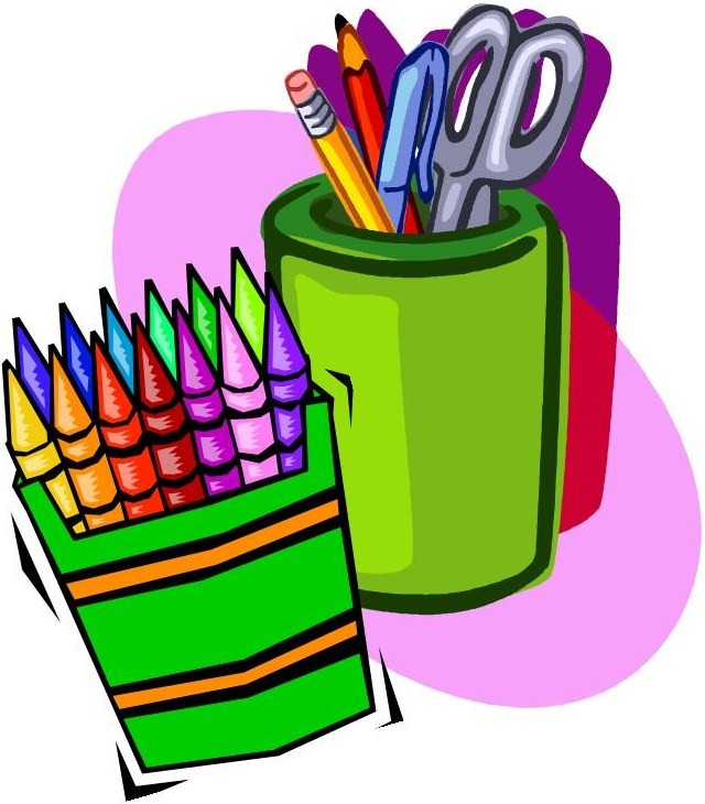 School Supply Clipart & School Supply Clip Art Images.