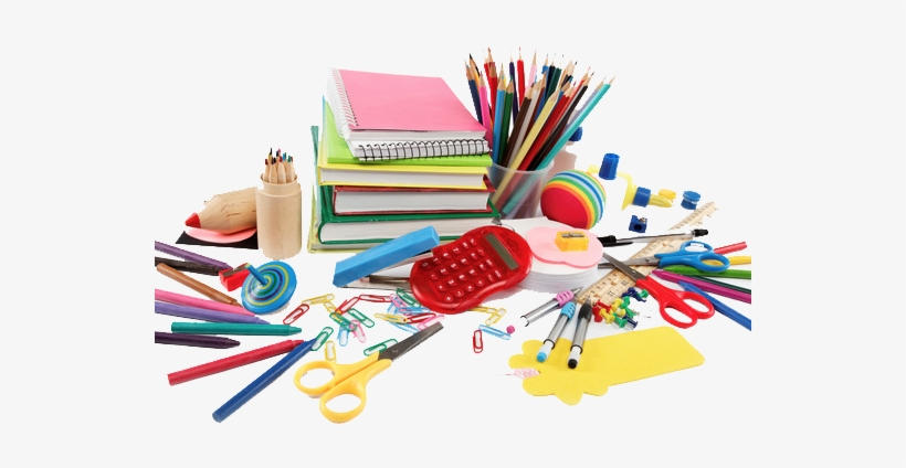 School Supplies Png (+).