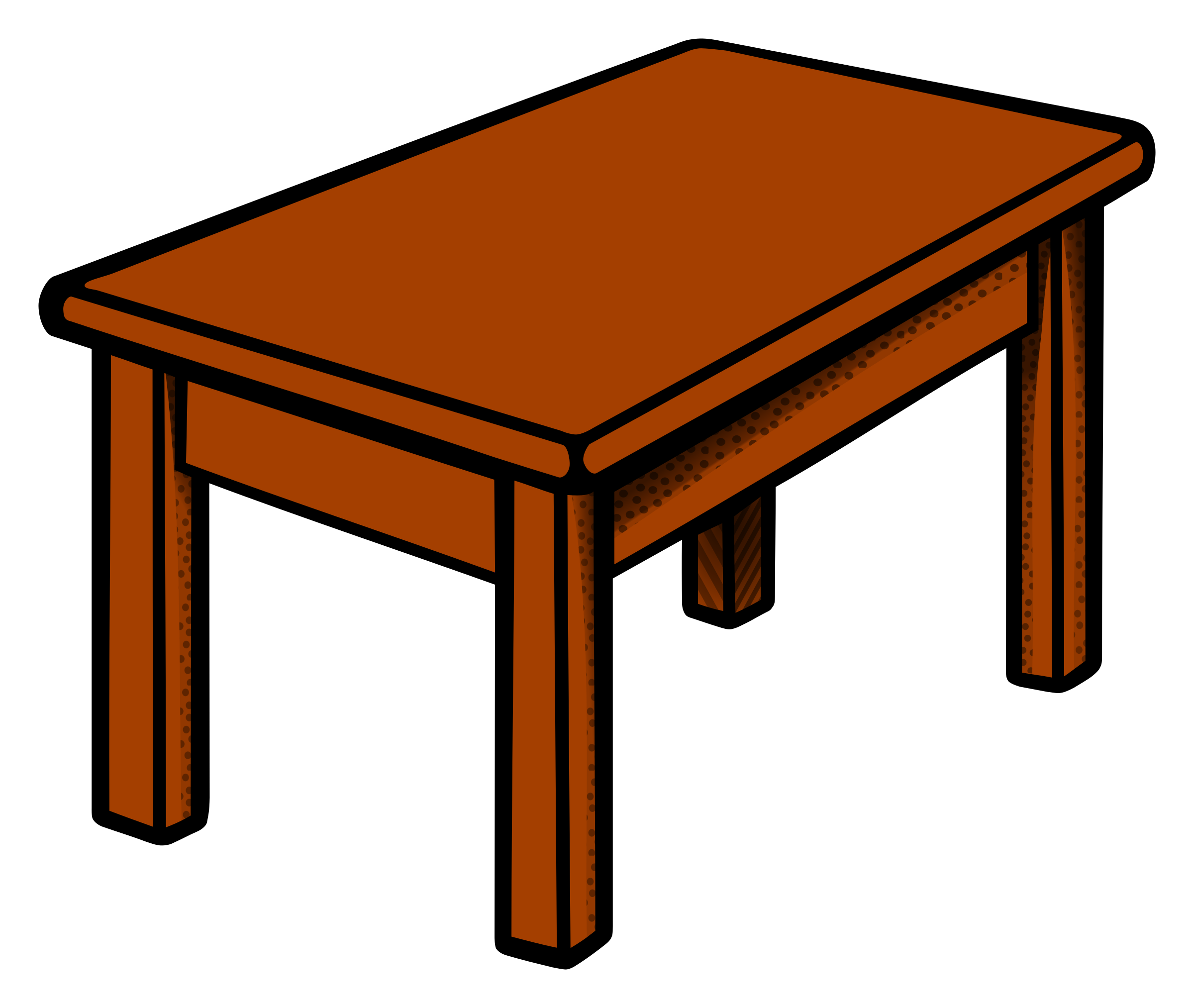 School table clipart 6 » Clipart Station.
