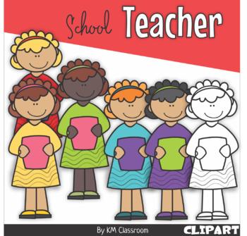 Teacher School ClipArt.