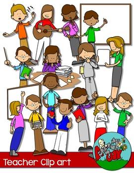 School Teachers/ People / Teacher.