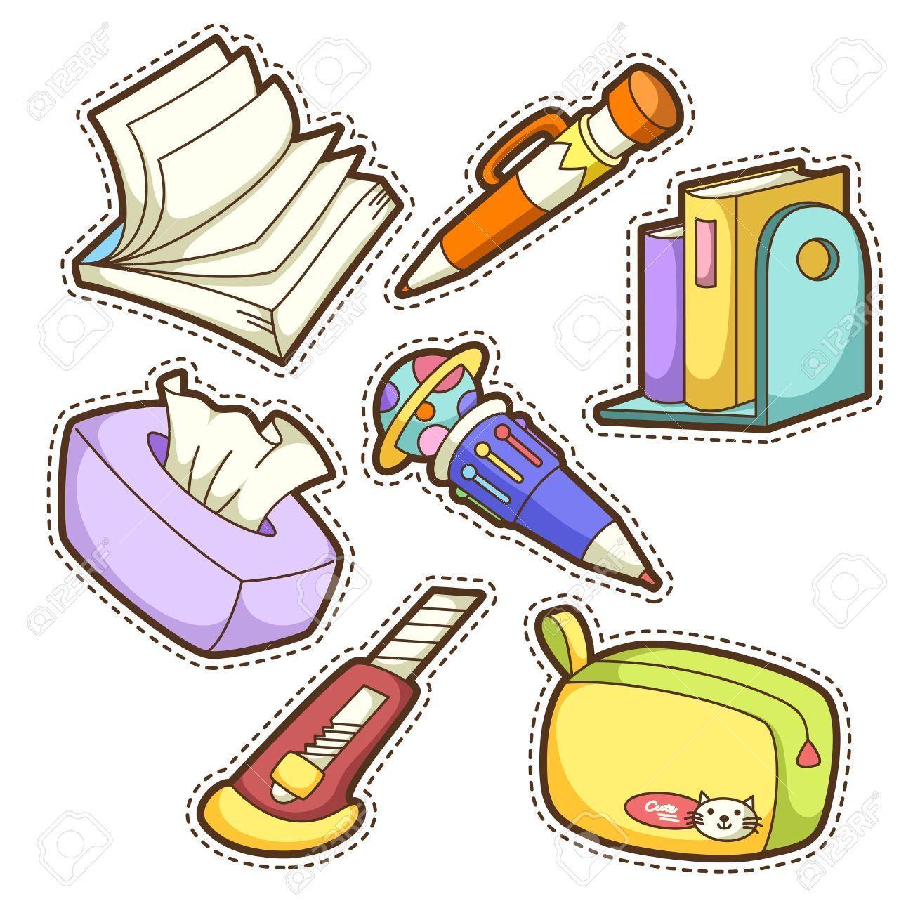School tools clipart 4 » Clipart Portal.