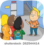 796 school tour clipart.