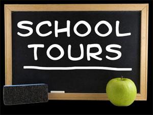 School Tour Clipart.