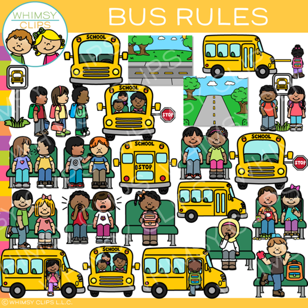 School transportation clip art , Images & Illustrations.