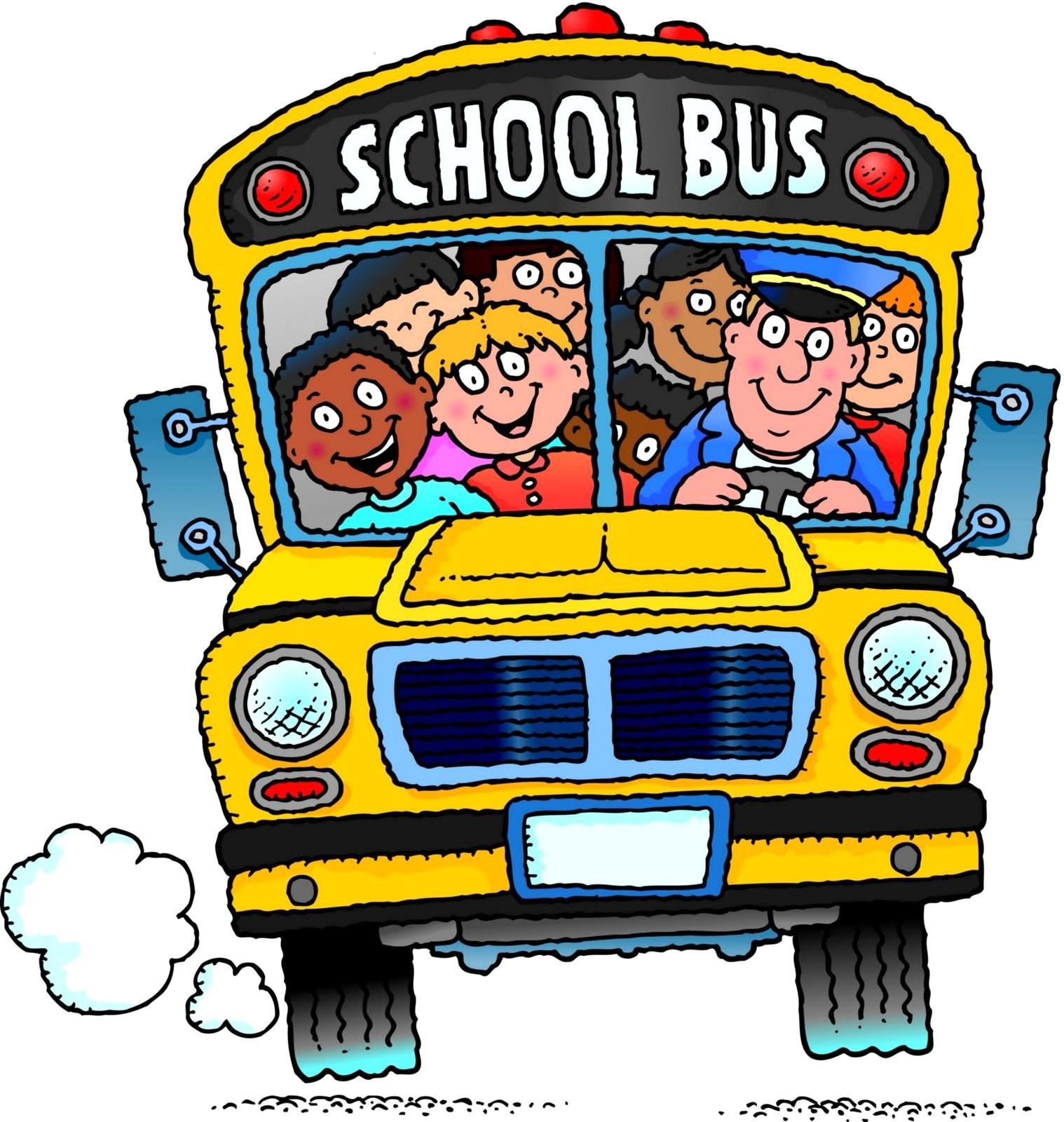 School transportation clipart 4 » Clipart Portal.