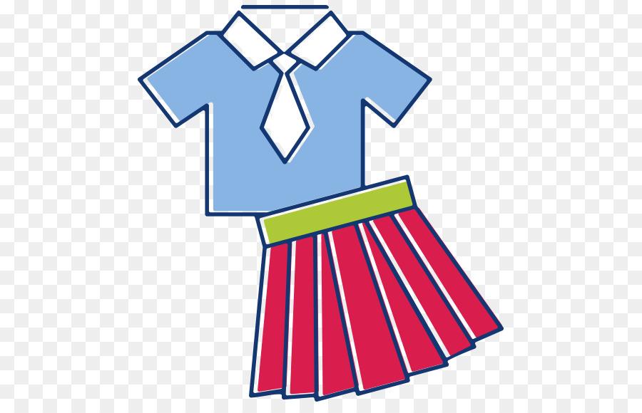 School Dress clipart.