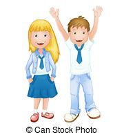 School uniform Illustrations and Clipart. 5,975 School uniform.