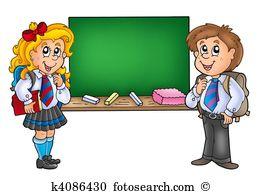 School uniform Clipart and Stock Illustrations. 1,073 school.