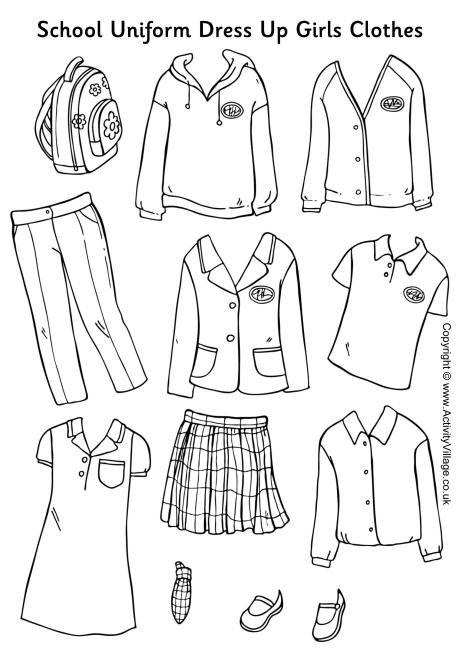 17 Best images about School uniform on Pinterest.