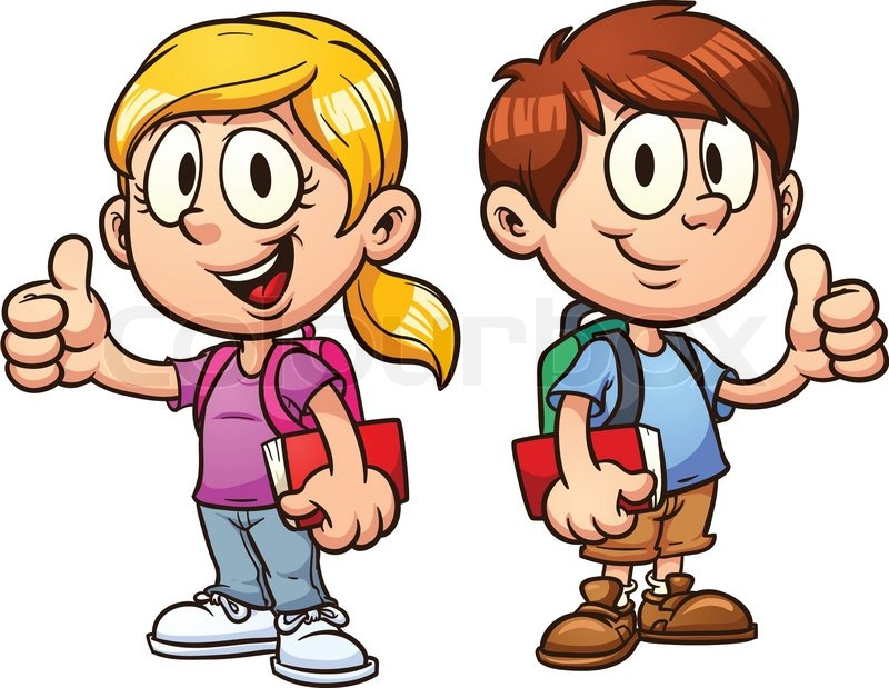 Clipart Kids School Uniforms.