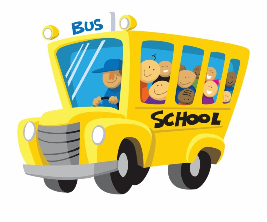 Png School Bus.