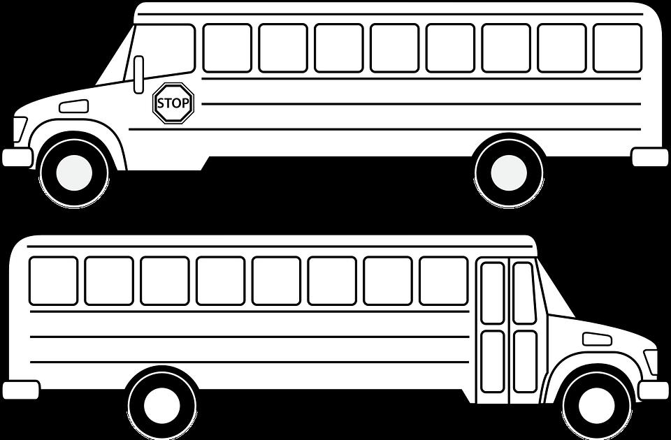 Free vector graphic: Bus, School, School Bus.