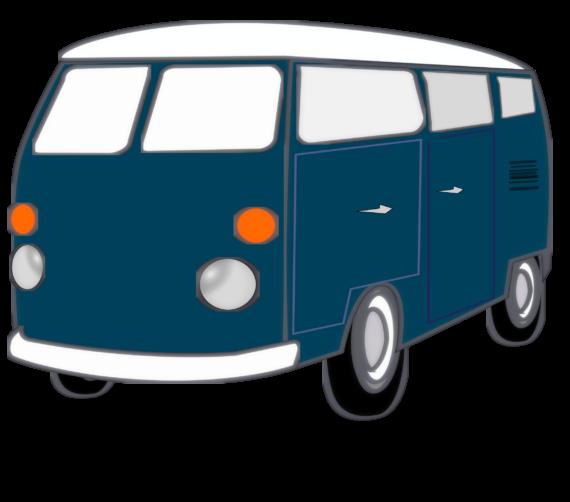 Free Van Clipart Best Transportations Clip Art ⋆ ClipartView.com.