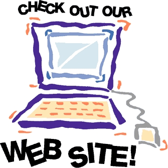 School Website Clipart.