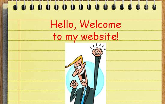 School Website Clipart.