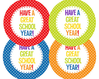 Have a great school year clipart.