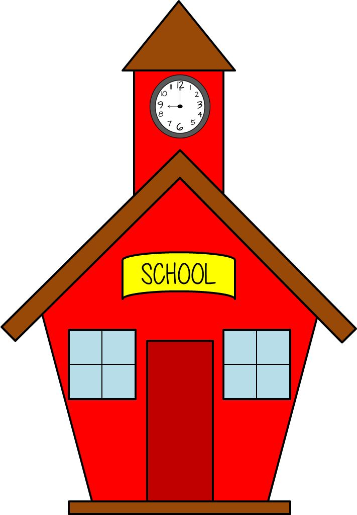 School house clipart the cliparts 2.