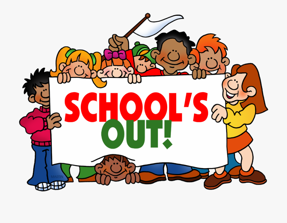 School\'s Out.