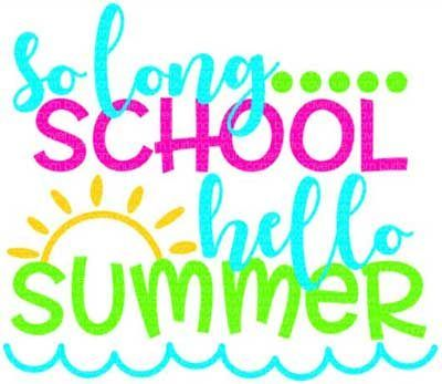 Schools out for summer clipart » Clipart Station.