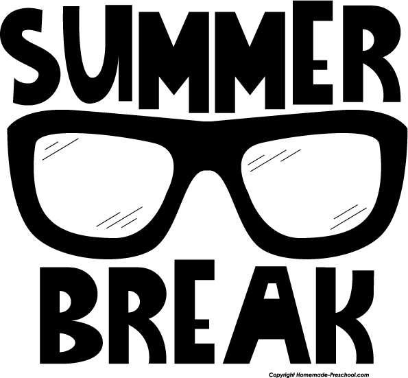schools out Summer clipart school out summer pencil and in.