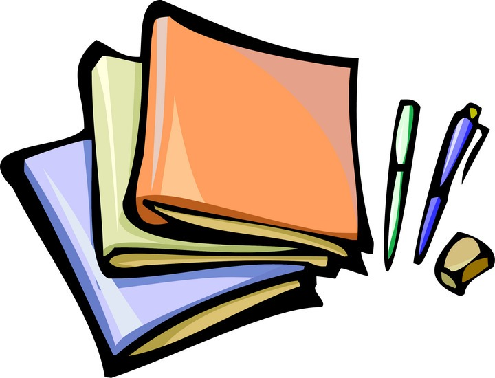 Schoolwork clipart 5 » Clipart Station.