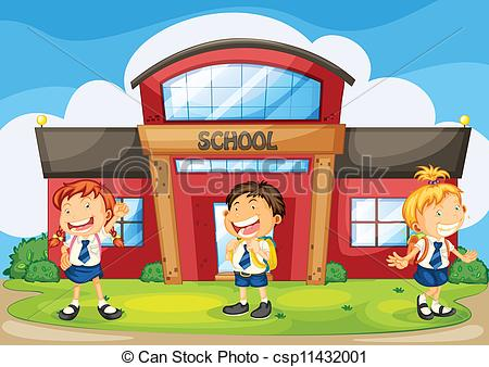 Schoolyard Illustrations and Clipart. 512 Schoolyard royalty free.