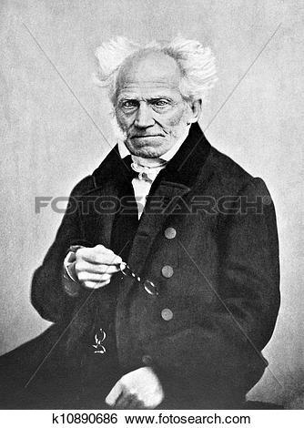 Stock Images of Arthur Schopenhauer k10890686.
