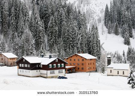 Vorarlberg Region Stock Photos, Royalty.